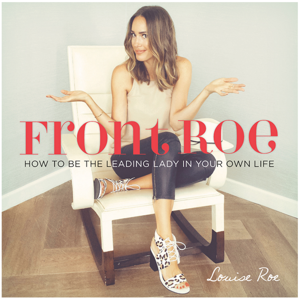 Sew Like A Pro believe every woman should be their own leading lady.   http://louiseroe.com/front-roe-book/