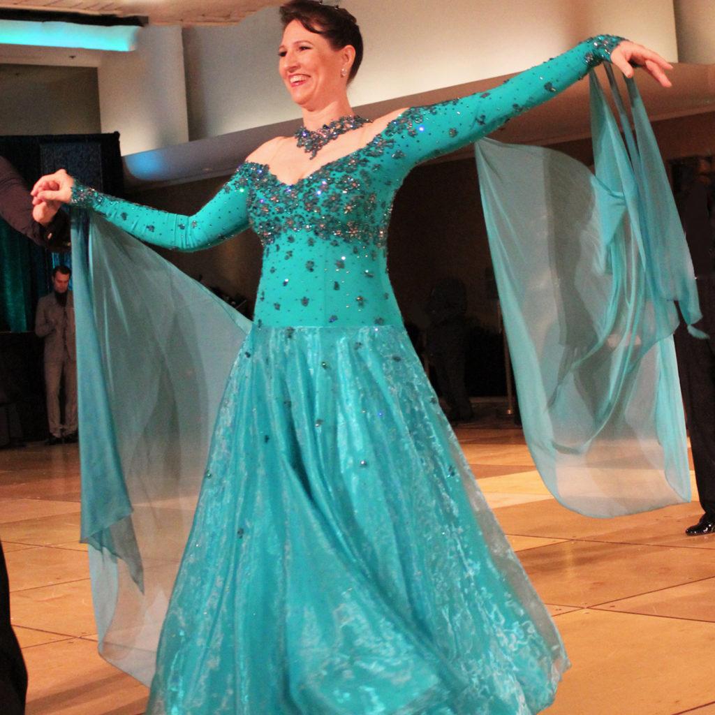 Learn to make Dancesport ballgowns, www.seamssensational.com