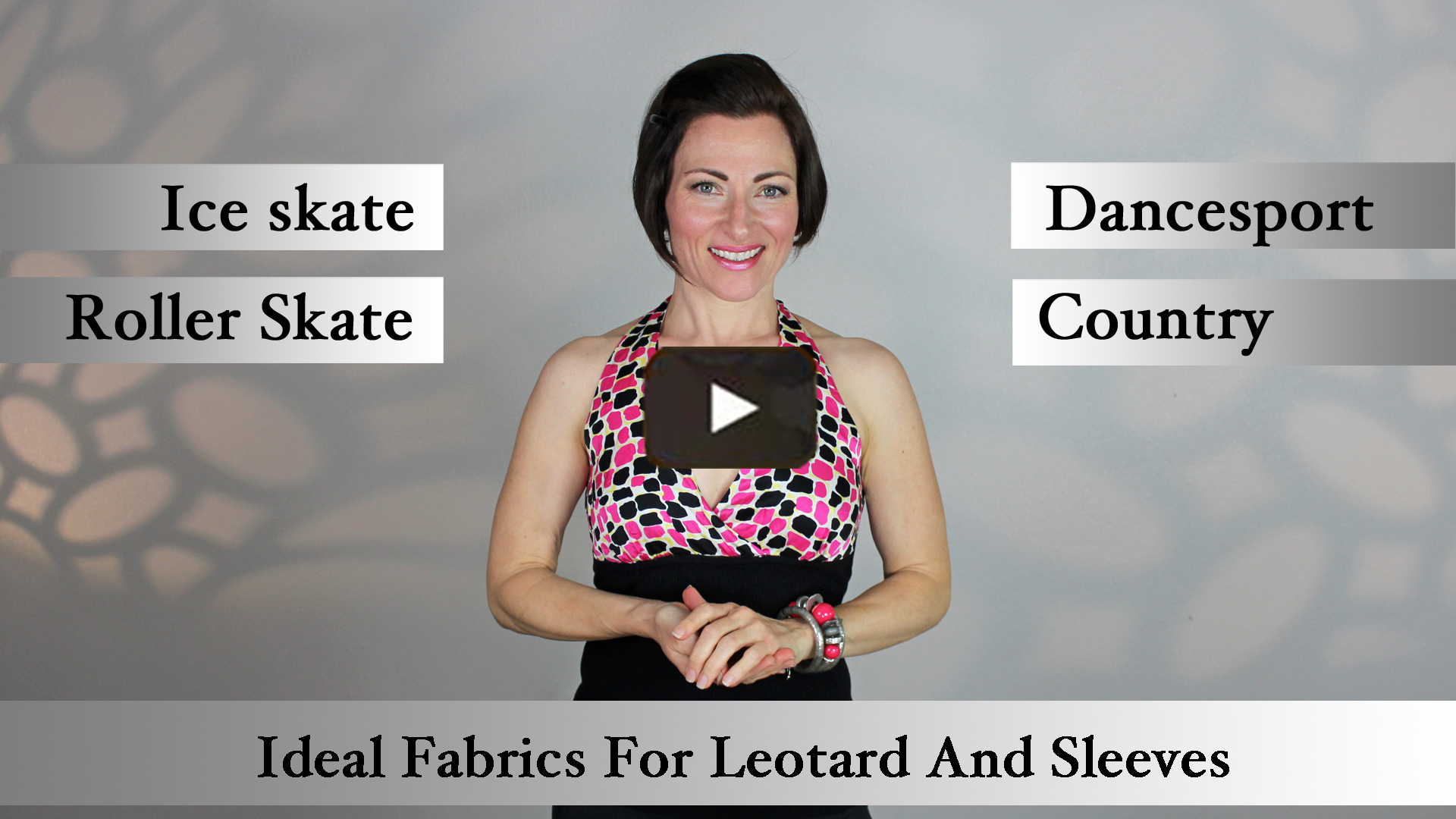 Learn to make Ballroom, Latin, Country, Skate dresses