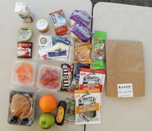 brown bag lunch at Tubbs Fire, fire support
