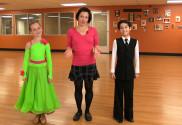 Lazar's boys youth latin dance costume