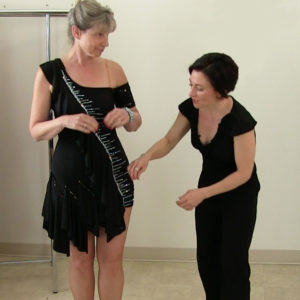 Learn to make competition ballroom, Dancesport, Country, skate dresses